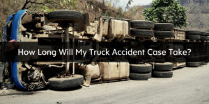 How Long Does a Truck Accident Case Take in Florida?