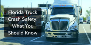 What Do You Need to Know About Truck Crashes? - Brooks Law Group