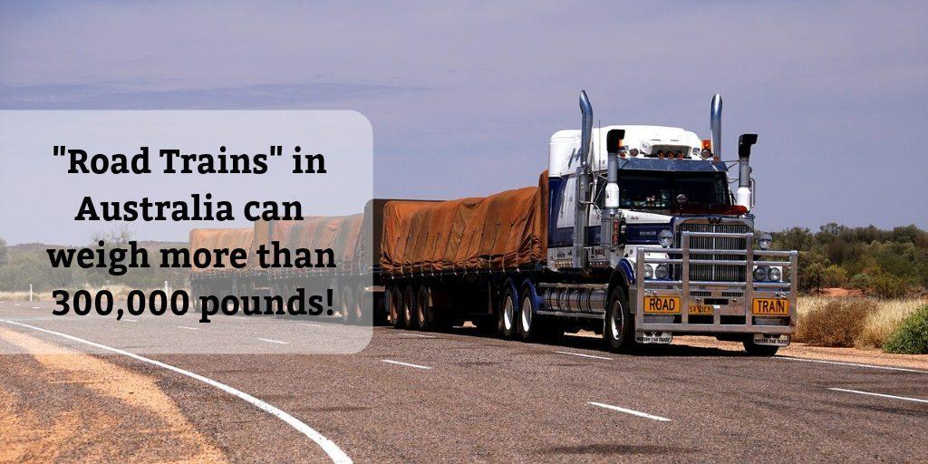 Australian Road Trains - Brooks Law Group
