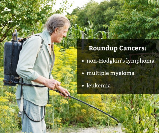 Roundup has been shown to cause multiple forms of cancer - Brooks Law Group