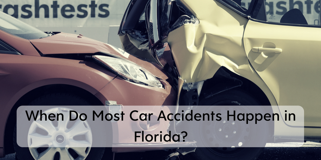 When Do Most Car Accidents Happen In Florida? - Brooks Law Group