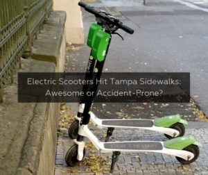 Electric Scooters Hit Tampa Sidewalks_ Awesome or Accident-Prone