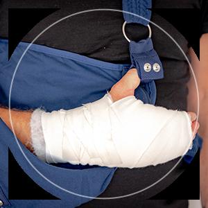 personal injury lawsuit circle