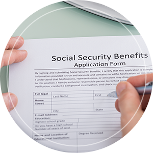 social security disability attorney circle