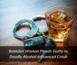 Alcohol and Drunk Driving Cause Fiery Crash in Tampa - Brooks Law Group