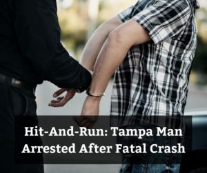 hit-and-run drivers bring even worse consequences upon themselves