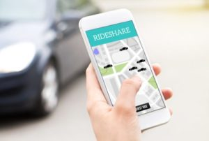 Uber or Lyft Accident Injury Claim Florida
