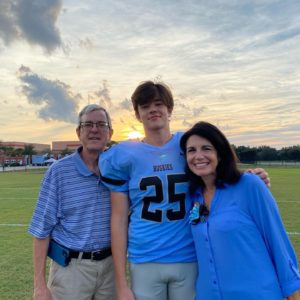 Evan Kauffman, Fall 2020 Scholarship Winner