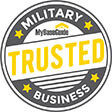 Military Trusted Business Badge