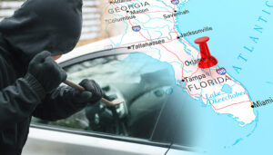 Florida car theft