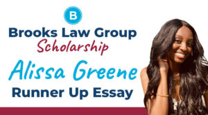 Alissa Greene Scholarship Runner Up